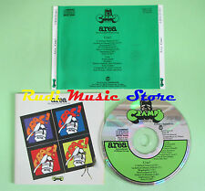 CD AREA Crac! 1990 1 stampa italy CRAMPS CRSCD 003 PROG ITA (Xi2) no lp mc dvd