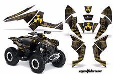 AMR Racing CanAm Renegade500/800/1000 Graphic Kit Wrap Quad Decal ATV All MLTD K