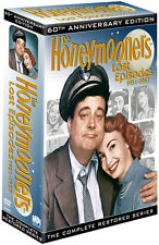 The Honeymooners: Complete Restored Lost Episodes 1951-1957 Series DVD Boxed Set