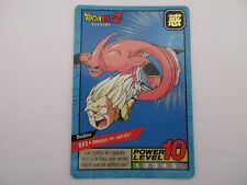 Carte DRAGON BALL Z Carddass Le Grand Combat Part 3 N°552 - BANDAI 1996 Fr
