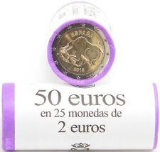 ESPAÑA cartucho original 2 Euro 2015  ALTAMIRA - Pinturas Rupestres