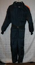 Vtg Chiller Killer SafTBak Ski Snow Suit Overalls Mens S Snowmobile Work Thermal