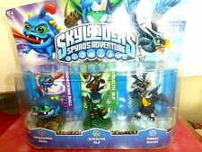 Skylanders Spyro's Adventure - WRECKING BALL, STEALTH ELF, SONIC BOOM - NEW
