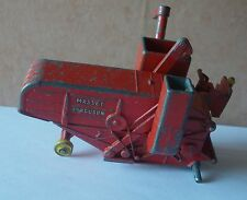 Massey ferguson 780 havester 1/50 Corgi major 1111 england épave moissonneuse