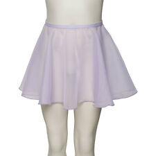 Girls Ladies Dance Ballet Pull On ISTD Chiffon Circular Skirt By Katz KDGS02