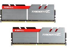 G.SKILL TridentZ Series 16GB (2 x 8GB) 288-Pin DDR4 SDRAM DDR4 3000 (PC4 24000)