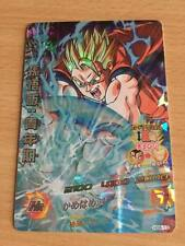 Carte Dragon Ball Z DBZ Dragon Ball Heroes Galaxy Mission Part 08 #HG8-13 S-Rare