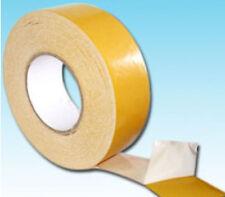 Fixation De Fixation Ruban adhésif double face tissu 50 mm 50 m Rouleau à gazon artificiel Gazon