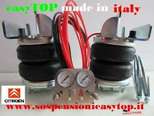 PNEUMATIC AIR SUSPENSION KIT airspring CAMPER VAN CITROEN JUMPER x280 x290