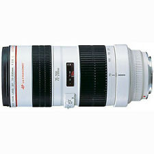 Canon EF 70-200mm F/2.8L USM Lens CANON AUTHORIZED USA DEALER WARRANTY INCLUDED