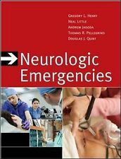 Neurologic Emergencies, Third Edition, Quint, Douglas J., Pellegrino, Thomas R.,