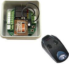 Kit récepteur radio universel 433,92 MHz 230V AP Émetteur sans fil à main