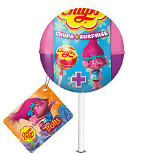 Chupa Chups Surprise TROLLS - Pack of 1 -Made in Germany