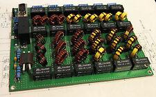 LPF diplexer 1.8-54MHz 300W SSB/CW HF amplifier low pass filter MOSFET LDMOS RM