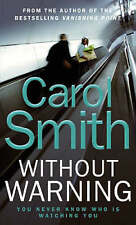 Without Warning by Carol Smith (Paperback, 2006)