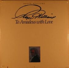 Roger Williams - To Amadeus With Love, USA LP Sealed