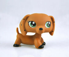 Pet Dachshund Dog Collection Child Girl Boy Figure Toy Loose Cute LPS821