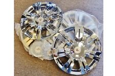 "SET OF 4!! Cadillac SRX CHROME 18"" WHEEL CLADS!! FITS OEM WHEELS!!"