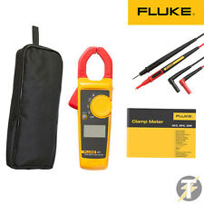 Fluke 323 True RMS Clamp Meter + TL175 + LDMC33 Case **SALE** / Genuine UK Fluke