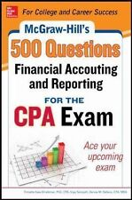 McGraw-Hill's 500 Financial Questions Financial Accounting and Reporting...