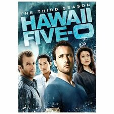 Hawaii Five-0: The Third Season, New DVDs