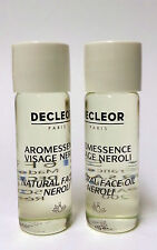 DECLEOR - NEROLI NATURAL FACE OIL - 10ML ( 2 x 5ML ) - GREAT PRICE 30,000+ F/B*