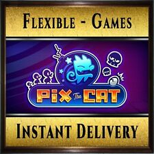 Pix le chat-steam cd-key digital download [pc et mac] instant delivery