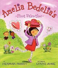 AMELIA BEDELIA'S First Valentine (Brand New Paperback) Herman Parish