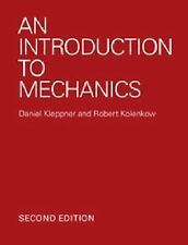 An Introduction to Mechanics by Daniel Kleppner and Robert Kolenkow (2013,...