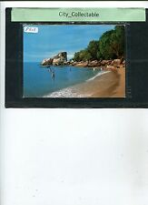 P803 # MALAYSIA USED PICTURE POST CARD * BATU FERRINGHI BEACH, PENANG