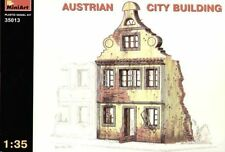 MiniArt 35013 - ruined Austrian city building - 1:35 Kit