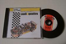 TRUST IN WAX - AUDIO QUATTRO PROMO CD (DJ AT & THOR) Beatnuts Daz Cypress Hill