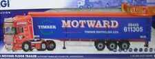 Scania R Floor-SZ MOTWARD Timber Recycling