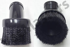 "Round vacuum attachment Dusting Brush, Dust tool fit all 1.25"" 1-1/4"" 32mm"