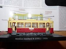 Zweiachser Tramway OTL 1926 Oldtimer Strassenbahn Lyon Frankreich 1:87