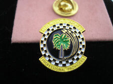 U.S. AIR FORCE 482nd MISSION SUPPORT SQUADRON (AIR FORCE RESERVE CMD)  HAT PIN