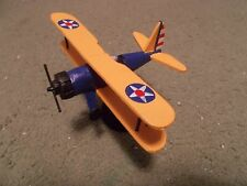 Built 1/72: American BOEING-STEARMAN PT-17 KAYDET Trainer Aircraft