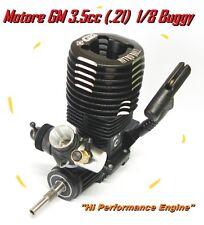 """Motore (.21) GM 3.5cc da competizione x 1/8 BUGGY """"PREZZO PAZZO"""" cod. 92604"""