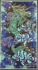 Mermaid and Rockfish signed Giclee by Chelline Larson 8/250 limited edition NEW