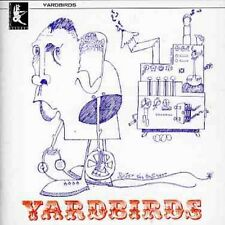 Roger The Engineer - Yardbirds (1999, CD NIEUW)