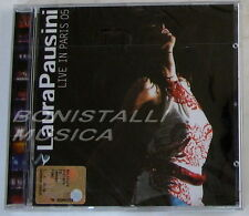 LAURA PAUSINI - LIVE IN PARIS 05 - CD Sigillato