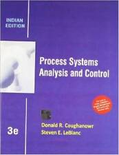 Process Systems Analysis and Control by Donald R. Coughanowr, Steven E. LeBla...
