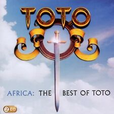 Toto - Africa: The Best Of Toto, 2CD 31 Tracks  Neu