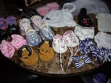 Large Lot of Build A Bear Boy and Girl Accessories