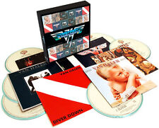 VAN HALEN CD x 6 The Studio Album 1978-1984 Box set + Pro Sheet