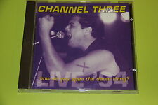 CHANNEL THREE how do i open the damn thing? CD (live! 19.02.1994) CH 3 CHANNEL 3