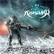 WARLORD U.K. - We Die As One CD
