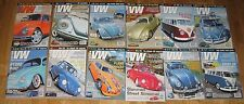 ULTRA VW magazines - Issue 1-12 + 14 more Joblot