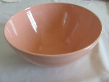 Pagnossin Ironstone Italy -Multi-Color Abstract/Orange -Large Serving Bowl