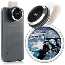 Super Fisheye Mobile phone Lens 235 degree For iPhone 5s 6plus Samsung Galaxy S6